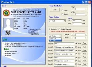 Download Software Kartu Pelajar Yang Bisa diubah
