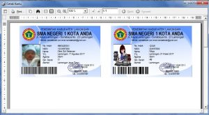 Preview ID Card